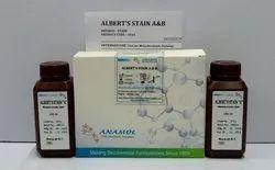 Albert's Stain A & B