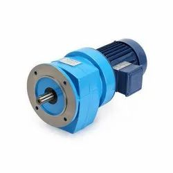 Helical Gear Box with AC Motors