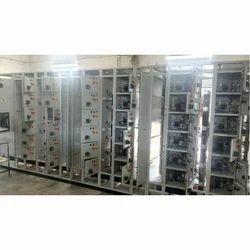 Intelligent Motor Control Panel