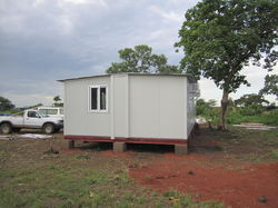 Prefabricated Prefab Steel Shelters