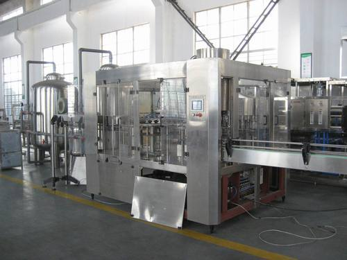 Mineral Water Plant Mineral Water Bottling Plant