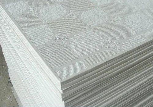 Gypsone Gypsum Pvc Laminate Ceiling 2x2 Rs 45 Piece