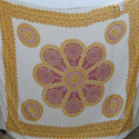 Hand Printed Cotton Bedspread