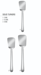 Solo Silver Turner Stainless Steel for Home