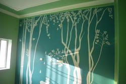 Canvas Mural Painting