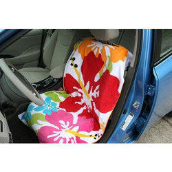 Printed Towel Car Seat Covers