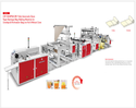 Fully Automatic Draw Tape Garbage Bag Making Machine