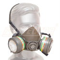 Gas Cartridge Mask