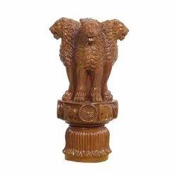 Circular Ashok Stambh Statue