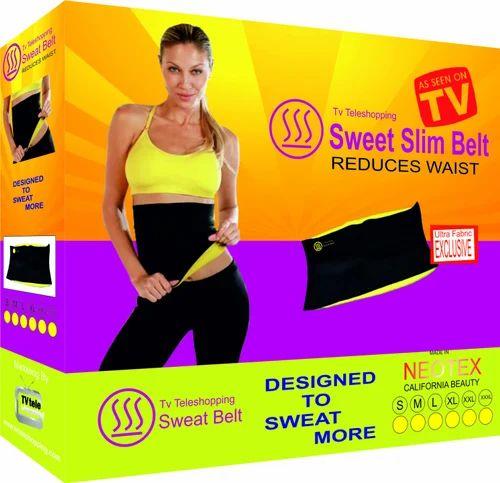 a8857951b3 Black Yello Tv Teleshoppin Sweet Slim Belt