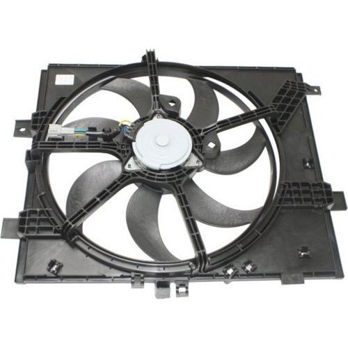 Car Engine Cooling Fan Embly