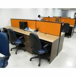 Modern Cubicle Workstation- KO-CU-005