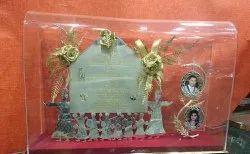 Silver Wedding Card, 1 Leaflet