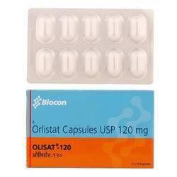 Orlistat Capsules USP 120 mg