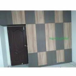 Modern PVC Wardrobe