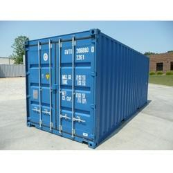 20 Feet Used Shipping Container