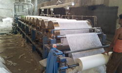 Embroidery Backing Paper Plant