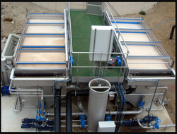 Effluent Wastewater Treatment Plant