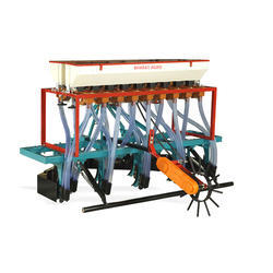 Tractor Operated Automatic Maize Seed Planter Drill