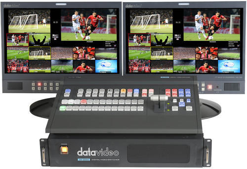 datavideo hd sd 8 channel digital video switcher se 2850 8 rs 350000 unit subject to gst. Black Bedroom Furniture Sets. Home Design Ideas