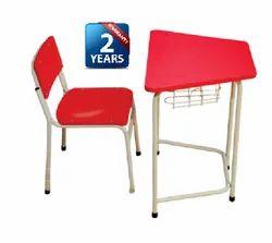 Single Seater Desk:Model CJ Alpha 2418