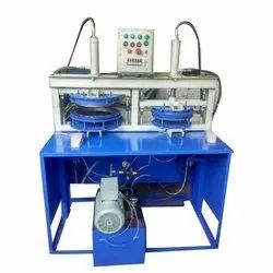 RATHOUR Iron Buffet Plate Making Machine, 220, Production Capacity: 3500