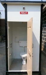 Western Type Mobile Toilets
