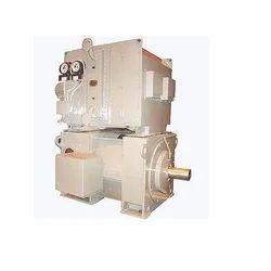 Crompton Single Phase AC Alternators