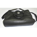 Brown & Tan Deluxe Leather Portfolio Bags