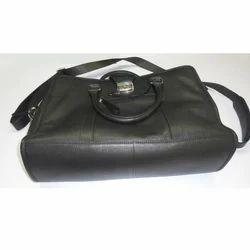 Deluxe Leather Portfolio Bags
