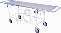 SS Top Stretcher Trolley