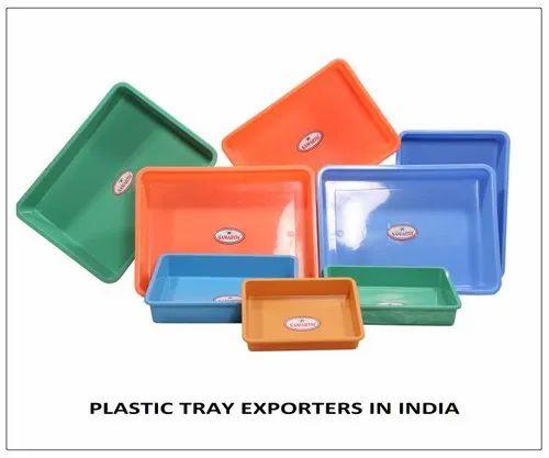 Plastic Office Tray