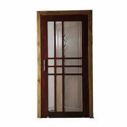 Designer Wooden Jali Door