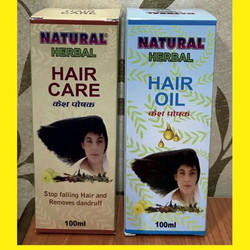 Herbal Hair Care And Oil