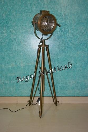 Focus searchlight vintage spotlight steel tripod floor lamp at rs focus searchlight vintage spotlight steel tripod floor lamp aloadofball Choice Image