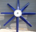 Axial Flow FRP Fan
