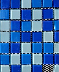 6 MM Crystal Mosaic Tile