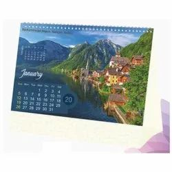 Paper Offset CALENDAR, For Promotion, Office and Home