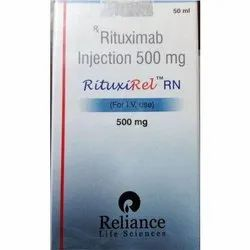 Rituxirel 100mg Inj