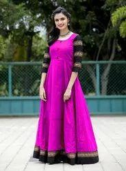 Rayon Bollywood Ladies Kurtis