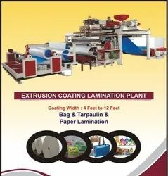 Coating Lamination Extrusion Machine