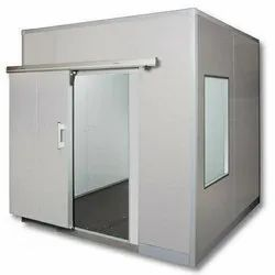 Semi Automatic Stainless Steel Cold Storage Room