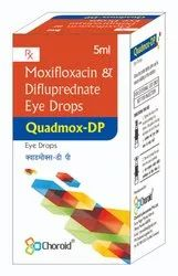 QUADMOX-DP EYE DROPS