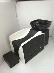 Leather Beauty Parlour Shampoo Chair