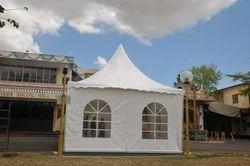 Pagoda White Tent