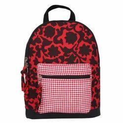 KI3820A Canvas Backpack