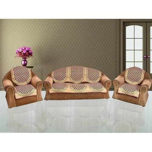 Geometric 5 Seater Sofa Cover