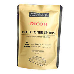 Ricoh Black Toner Powder