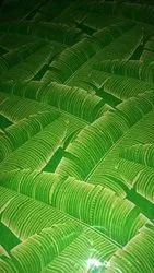 Banana Buffer Paper Plate Raw Material rectangular and circle piece is also available