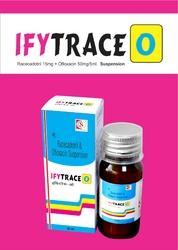 Ofloxacin 50mg Racecadotril 15mg Liquid
